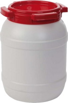 Watertight darren drum - 6 litres